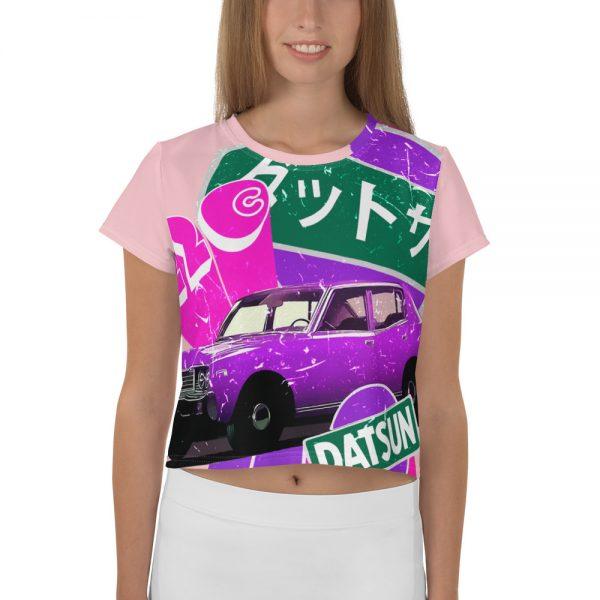 Camiseta Datsun 220C lady edition