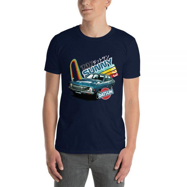 Camiseta Datsun 120Y 1973 edition