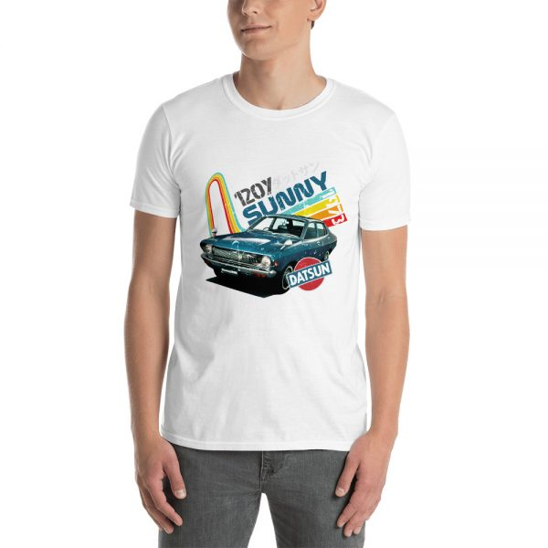 Camiseta Datsun 120Y 1973 edition