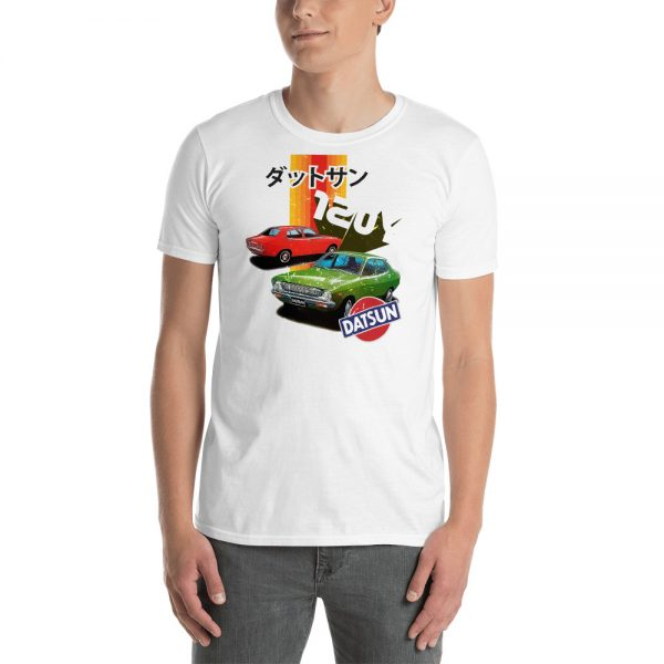 Camiseta Datsun 120Y limited edition