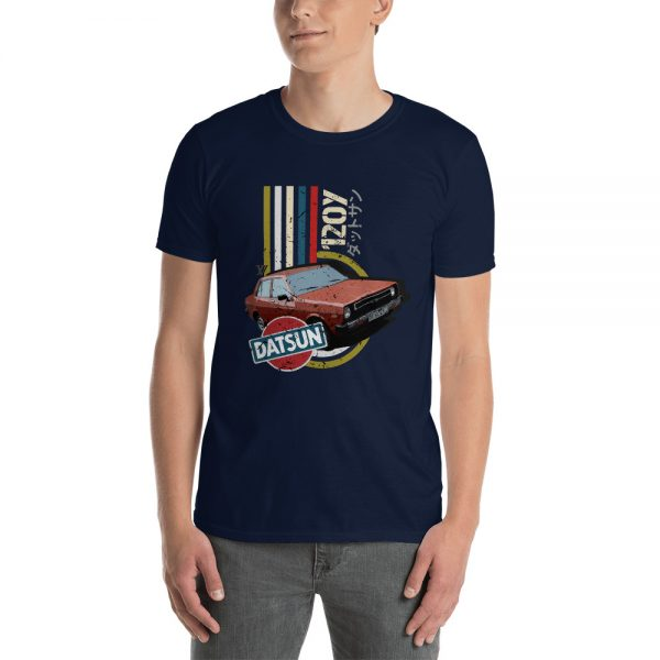 Camiseta Datsun 120Y Post edition